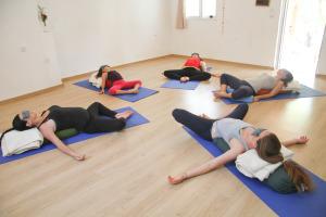 הרפיה מדיטציה יוגה